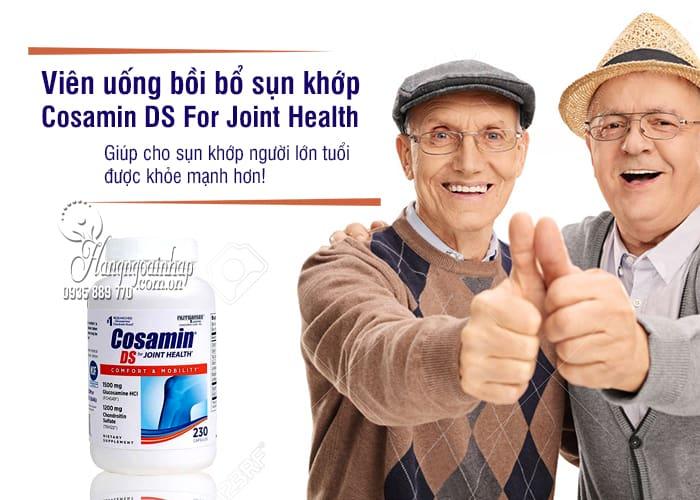 Viên uống bồi bổ sụn khớp Cosamin DS For Joint Health Mỹ 2
