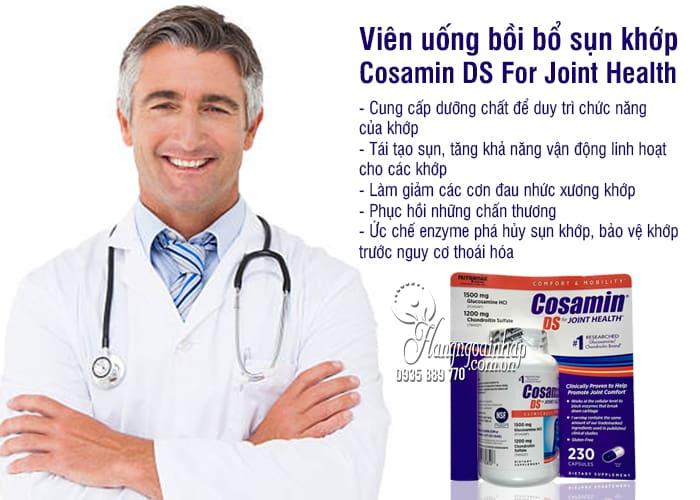 Viên uống bồi bổ sụn khớp Cosamin DS For Joint Health Mỹ 4