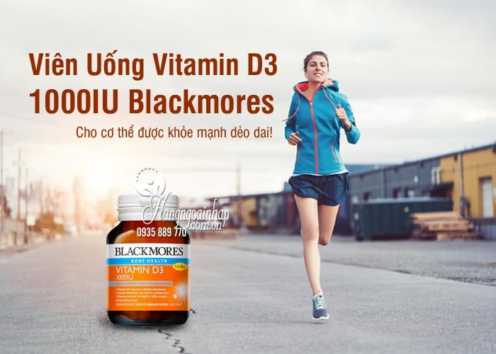 Viên Uống Vitamin D3 1000IU Blackmores Của Úc 60, 200 viên 1