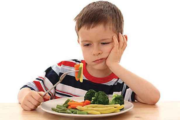 Bí Quyết Giúp Trẻ Không Còn Biếng Ăn