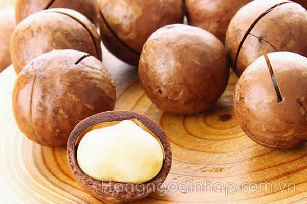 Công dụng tuyệt vời của hạt Mắc ca Macadamia
