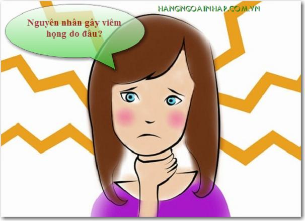 Những nguyên nhân hay gây tái phát viêm họng liên tục