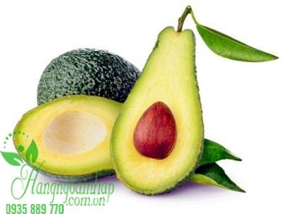 Công dụng làm đẹp và hỗ trợ sức khoẻ từ trái Bơ
