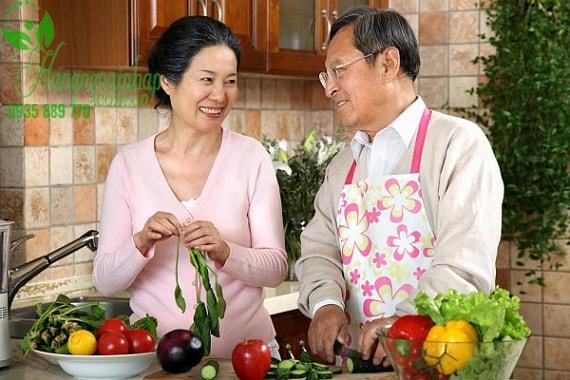 Áp dụng chế độ ăn uống hợp lý thời kỳ tiền mãn kinh