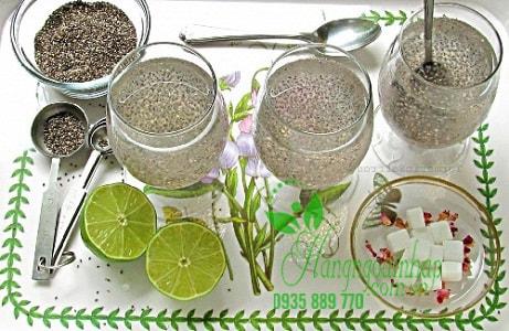 Những tác dụng tuyệt vời của hạt chia Seeds của Úc với sức k