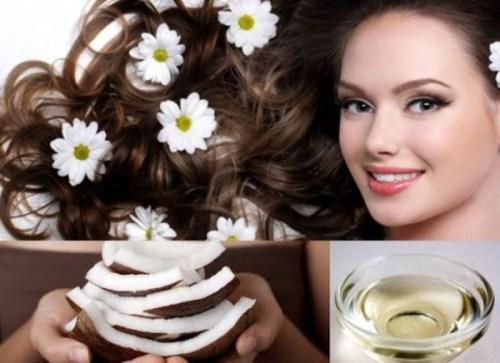 Chăm sóc tóc đẹp óng á với nguyên liệu đơn giản