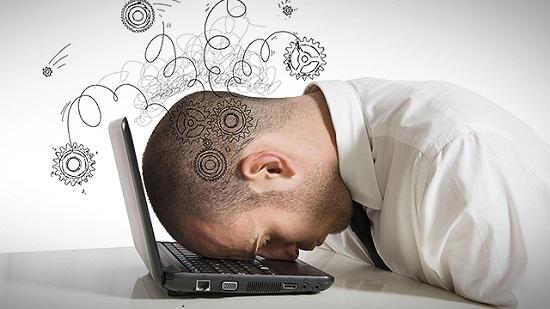 Những tác hại đáng sợ của Stress đối với cơ thể