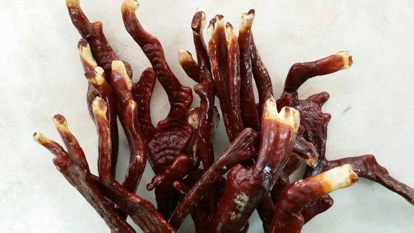 Công dụng và cách sử dụng nấm linh chi sừng hươu