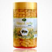 Sữa Ong Chúa Úc Royal Jelly Nature'King 1000mg 365 Viên