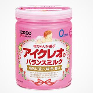 Sữa Icreo Số 0 Xuất Xứ Nhật Bản