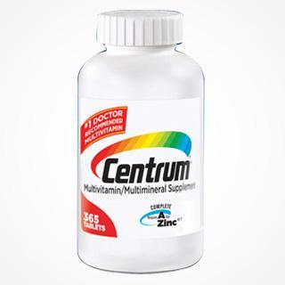 Centrum multivitamin 365 Viên - Vitamin Cho Người Từ 18 - 49 Tuổi