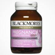 Vitamin Cho Bà Bầu Blackmores Pregnancy 120 Viên