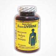 Thực phẩm chức năng bổ gan Nutri-Rich Liverine 220...