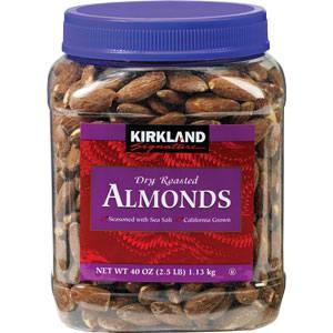 Hạt Hạnh Nhân Của Mỹ - Almonds Kirkland