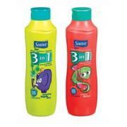 Sữa Tắm Gội Và Xả Cho Trẻ Em Suave Kids 3 In 1 Của Mỹ