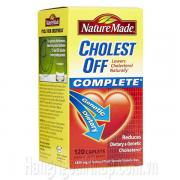 Nature Made Cholest Off - Viên Giảm Cholesterol Tr...