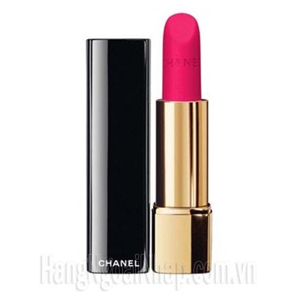 Son Chanel Rouge Allure VetVet Số 37 Màu Cánh Sen