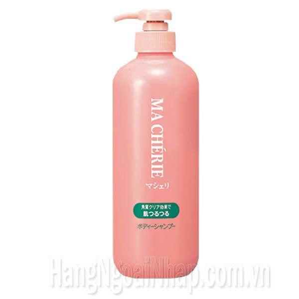 Sữa Tắm Shiseido Machérie Của Nhật
