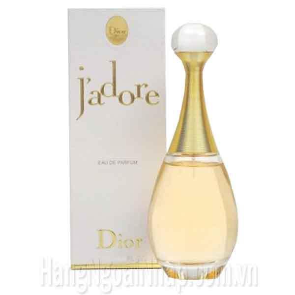 Nước Hoa Dành Cho Nữ Dior J'Adore 75ml Của Pháp