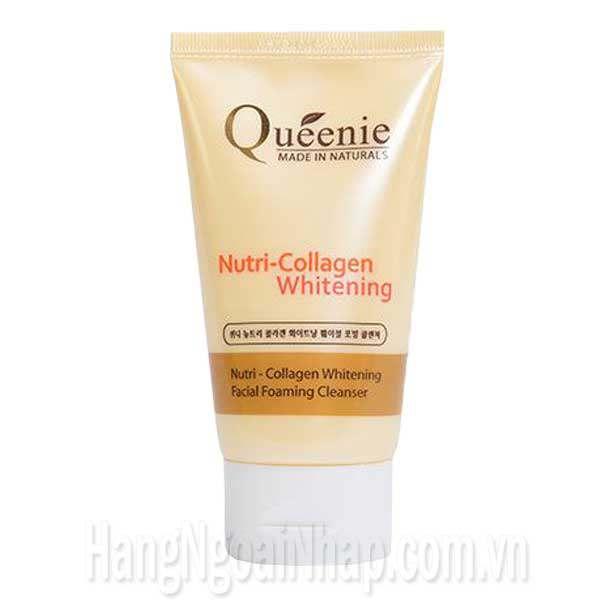 Gel Tẩy Tế Bào Chết Queenie Nutri Collagen Whitening Của Hàn Quốc