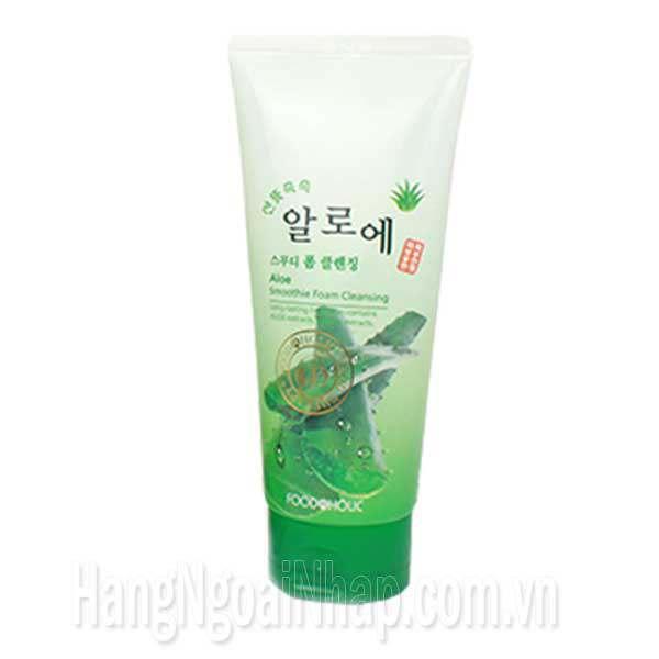 Sữa Rửa Mặt Lô Hội 180ml Của Hàn Quốc