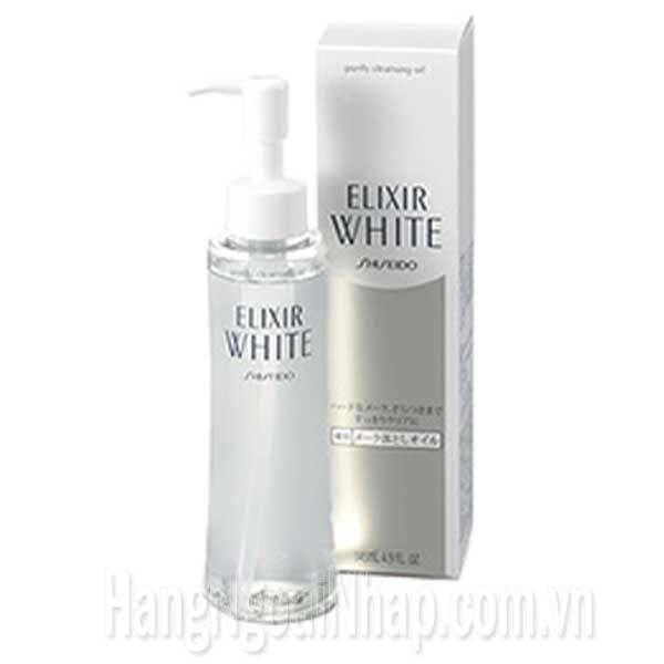 Dầu Tẩy Trang Shiseido Elixir White Cleaning Oil 145ml
