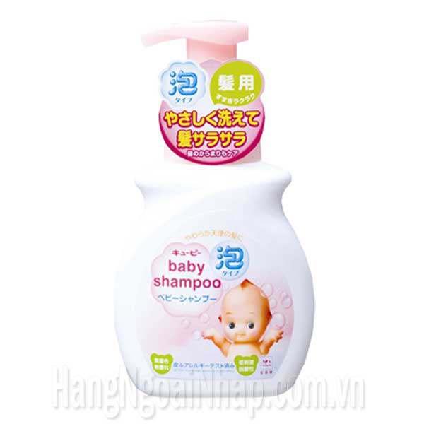Sữa Tắm Gội Cho Trẻ Baby Shampoo 350ml Của Nhật