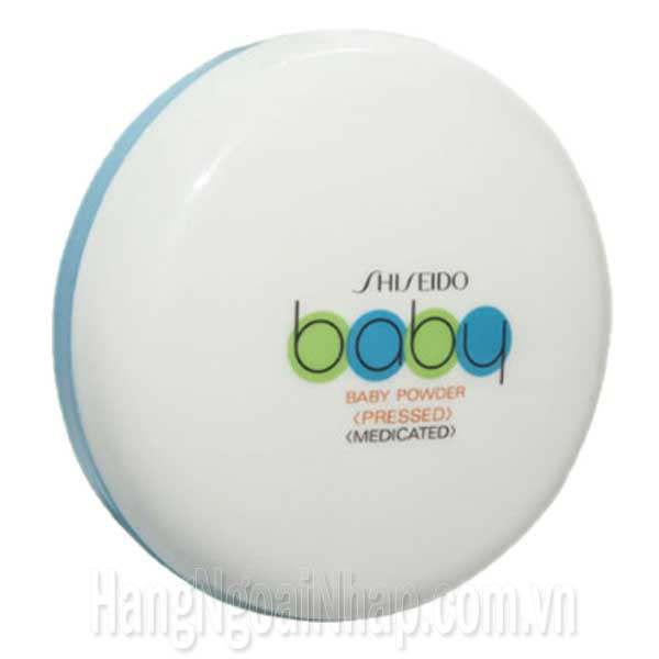 Phấn Rôm Shiseido Baby Powder 50g Của Nhật