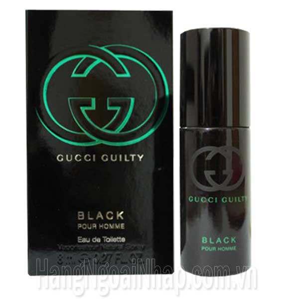 Nước Hoa Dành Cho Nam Gucci Guilty Black Pour Homme