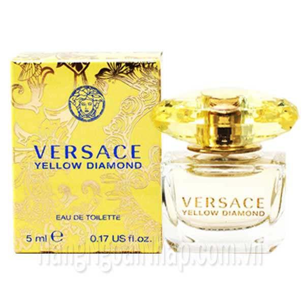 Nước Hoa Dành Cho Nữ Versace Yellow Diamond