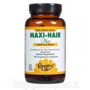 Thuốc Mọc Tóc Trị Hói Đầu Maxi-Hair Của Mỹ - Hiệu Quả Bất Ngờ