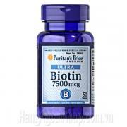 Ultra Biotin 7500mcg Puritan's Pride 50 Viên Của Mỹ