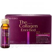 Shiseido The Collagen Enriched - Collagen Dạng Nước Của Nhật
