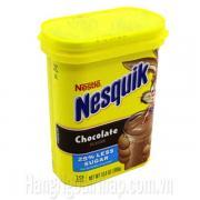Bột Sữa Nesquik Hương Vị Chocolate 309g Của Mỹ