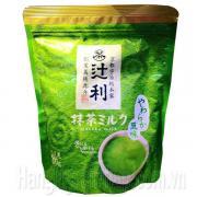 Bột Sữa Trà Xanh Matcha Milk 200g Của Nhật Bản