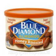 Hạt Hạnh Nhân Blue Diamond 170g Của Mỹ