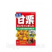 Hạt Dẻ Bóc Sẵn Kracie 210g Của Nhật Bản