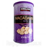Hạt Macadamia Kirkland Signature Hộp 680g Của Mỹ