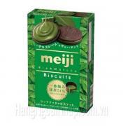Bánh Trà Xanh Meiji Rich Matcha Biscuits 240g Của Nhật