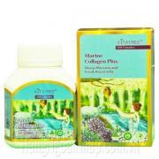Viên Uống Đa Năng Marine Collagen Plus Vitatree Củ...