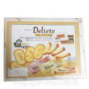 Hộp Bánh Quy Nabisco Deliete Của Nhật