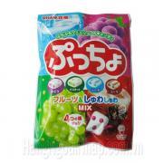 Kẹo Dẻo Vị Trái Cây UHA Của Nhật