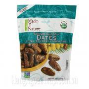 Quả Chà Là Sấy Khô Dates Made In Nature Gói 794g