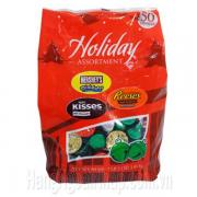 Chocolate Hershey Holiday Assortment Gói 1.41kg