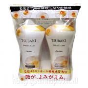 Dầu Gội Bộ 2 Shiseido Tsubaki Damage Care Màu Trắng 550ml