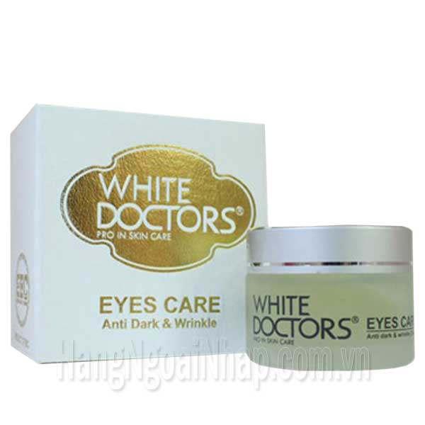 Kem Chống Thâm Quầng Mắt Eyes Care Của White Doctors