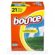 Giấy Thơm Quần Áo Bounce Renewing Freshness Của Mỹ