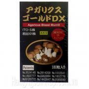 Nấm Agaricus Blazei Murill 180 Viên Của Nhật