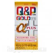 vien-uong-bo-sung-nang-luong-cho-co-the-Q-&-P-Gold-Plus-Kowa-90-vien