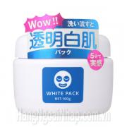 Mặt Nạ Ủ Dưỡng Trắng Da White Pack Của Nhật